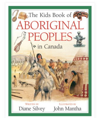 The Kids Book Of Aboriginal Peoples