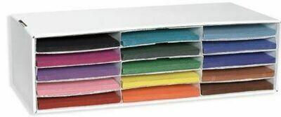 Construction Paper Storage