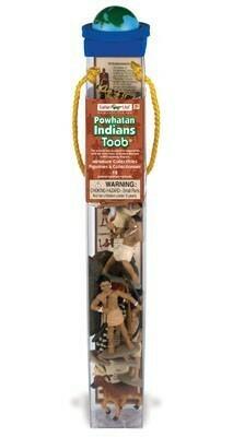 Powhatan Indigenous Tube