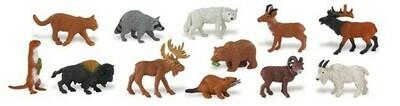 North American Wildlife Tube