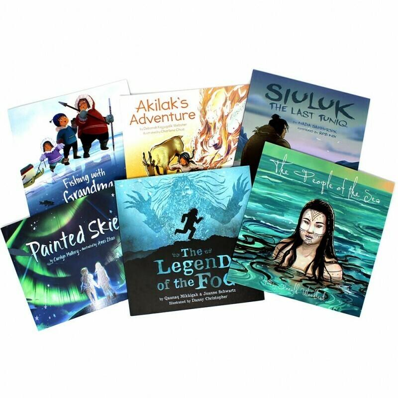 Inuit Stories Series
