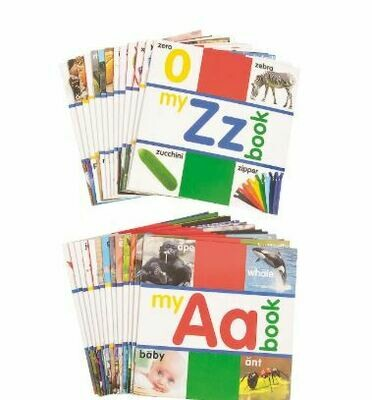 Phonics Readers - 26 pcs.