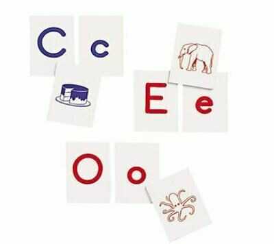 Alphabet Picture Tiles
