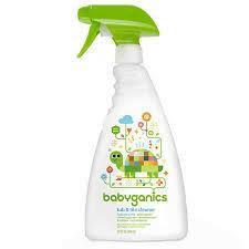Babyganics® 17 oz. Fragrance-Free Toy & Highchair Cleaner