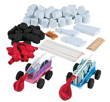 DIY STEAM Car Kit