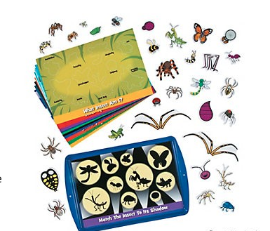Learning Insects Magnetic Activity Set