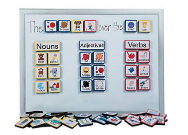 Sentence Building Magnets