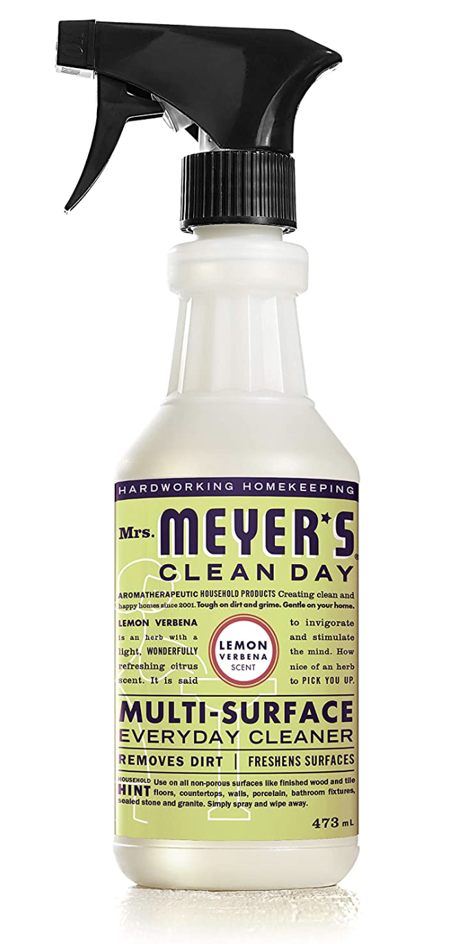Mrs. Meyer's Clean Day Multi-Surface Everyday Cleaner, 473ml, Lemon Verbena