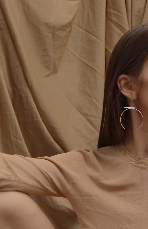 moonmen earrings