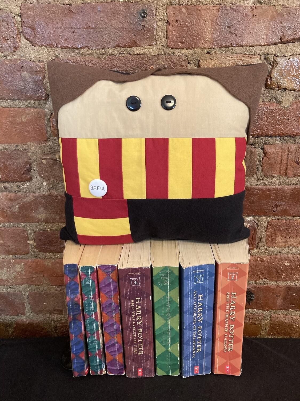 Hermione Granger Character Pillow