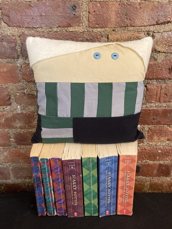 Draco Malfoy Character Pillow
