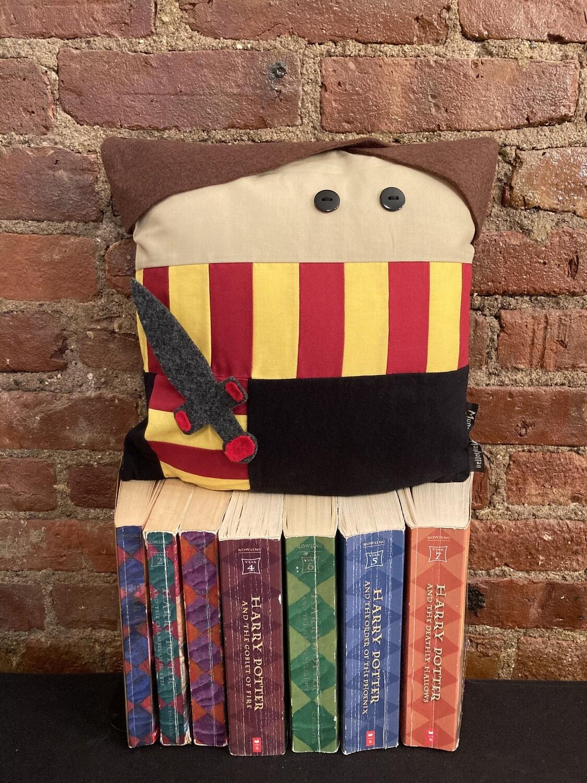 Neville Longbottom Character Pillow