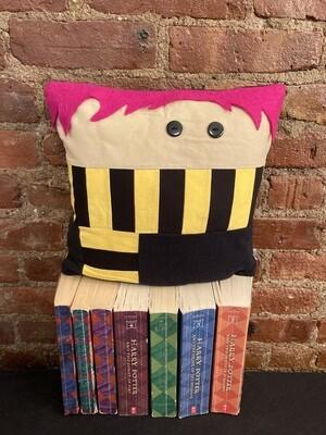 Tonks Character Pillow