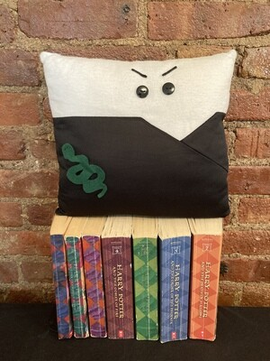 Lord Voldemort Character Pillow