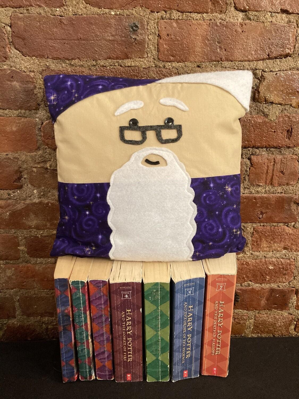 Prof Albus Dumbledore Character Pillow