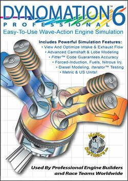 New! Dynomation6 Professional Engine Simulation (Ship)