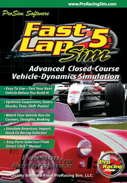 FastLapSim5 Closed-Course Sim Upgrade DOWNLOAD