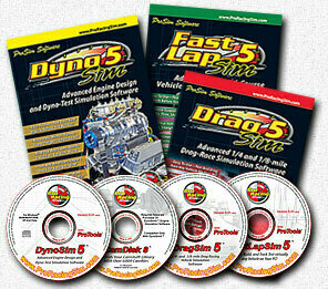 DynoSim5 Full Package Bundle