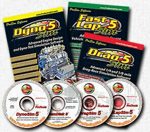 DynoSim5 Full Package Bundle