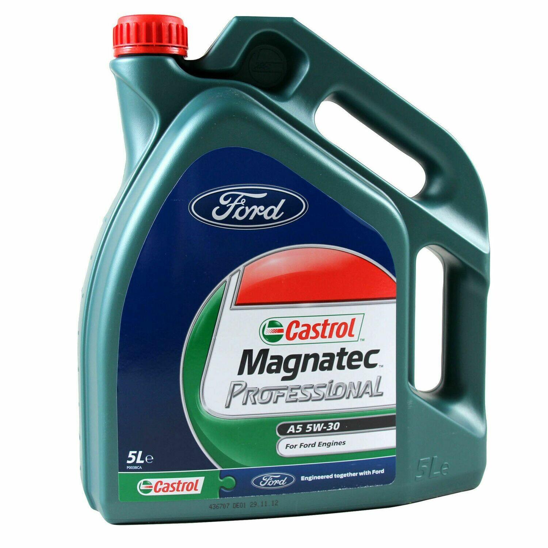 "Масло моторное синтетическое ""Magnatec Professional A5 5W-30"", 5л"