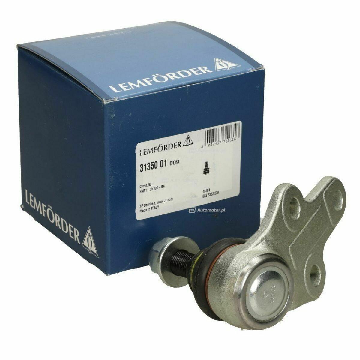 Шаровая опора Lemforder (с 2006-го года 21 mm)