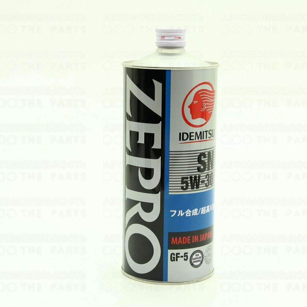 "Масло моторное синтетическое ""Zepro Touring 5W-30"", 1л"