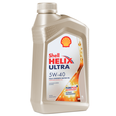 """Масло моторное синтетическое """"Helix Ultra 5W-40"""", 1л"""