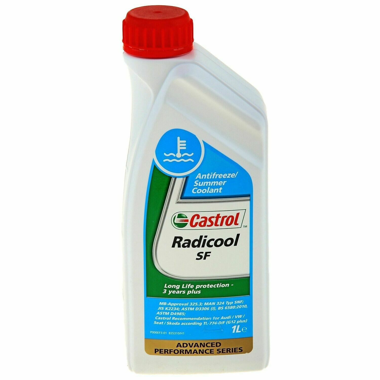 """Жидкость охлаждающая 1л. """"Radicool SF"""", красная, концентрат"""