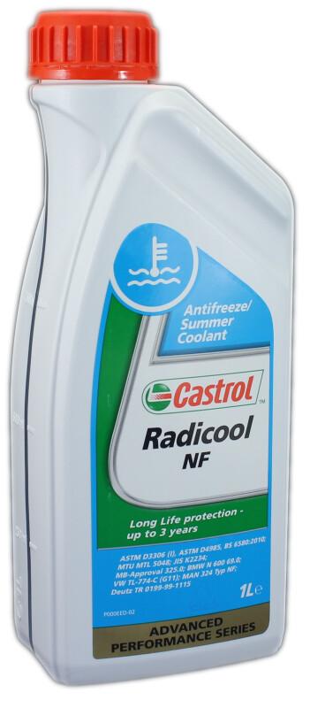 """Жидкость охлаждающая 1л. """"Radicool NF"""", синяя, концентрат"""