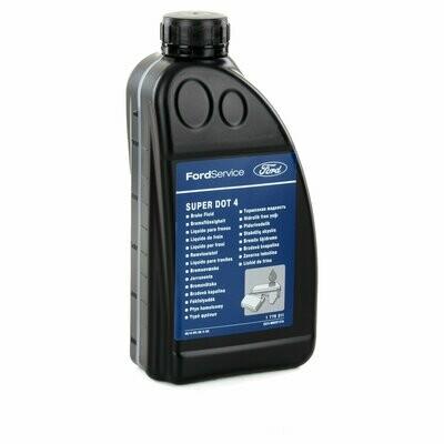 Жидкость тормозная Super DOT 4 1L
