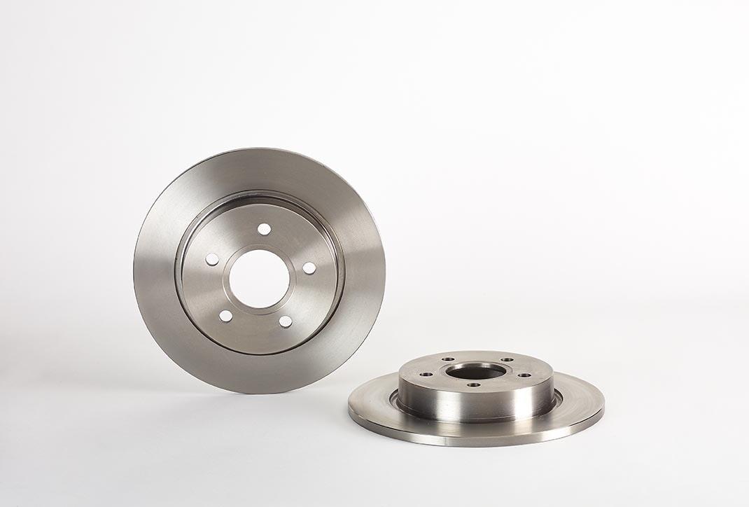 Тормозной диск задний Brembo