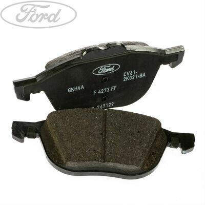 Тормозные колодки передние Ford Kuga