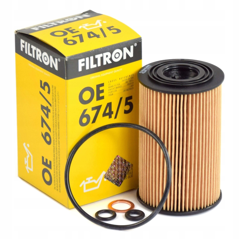 Фильтр масляный 1.4 1.6 Дизель (U2) Filtron