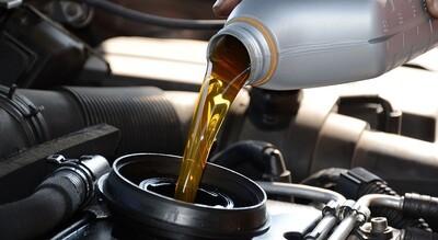 Замена масла в двигателе