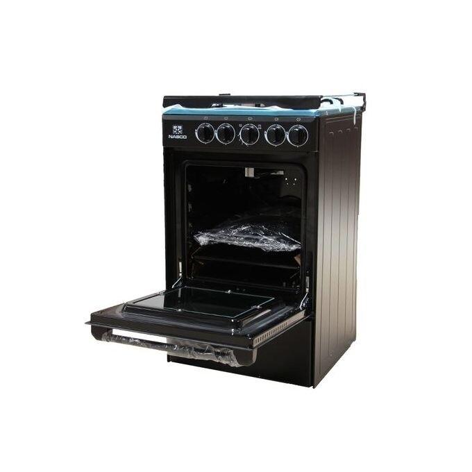 Cuisinière Nasco 50x55 Noir