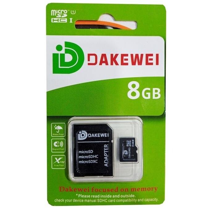 Carte mémoire Dakewei 8GO