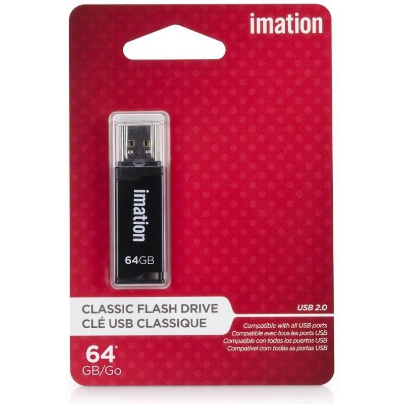 Clé USB IMATION 64GB