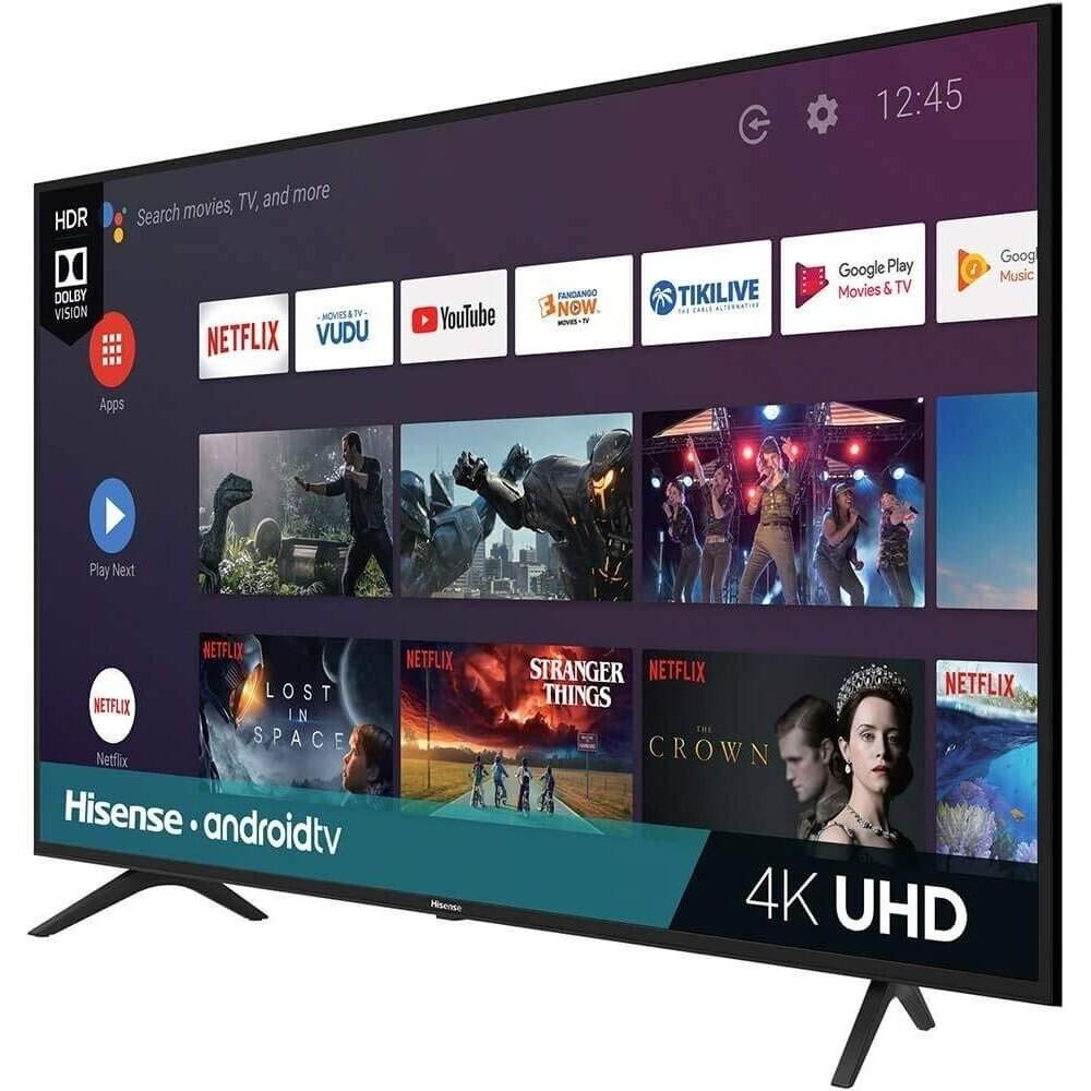 Hisense android TV 43