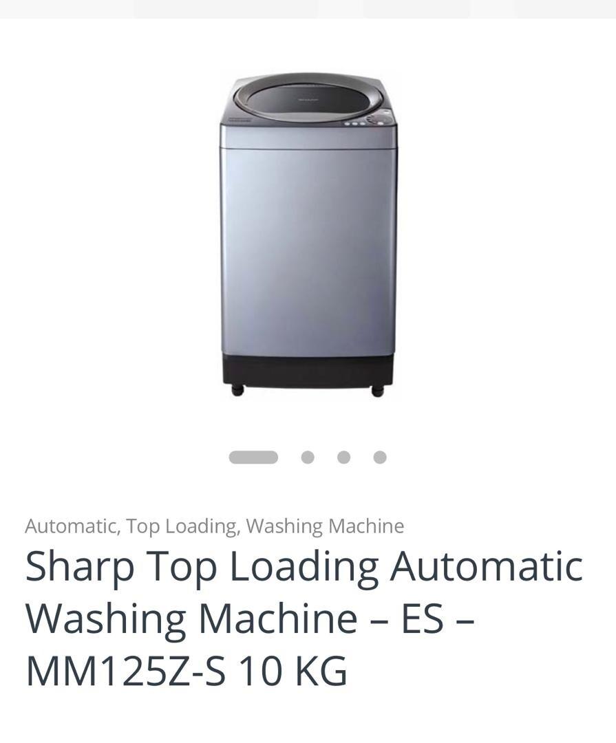 Machine à laver Sharp 10 Kg