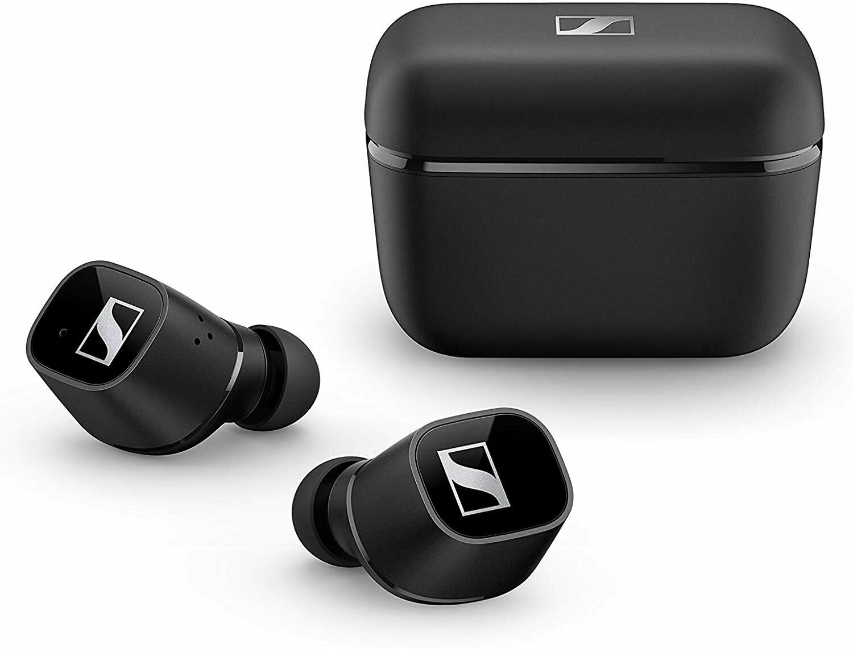 Sennheiser CX 400BT, Écouteurs Bluetooth avec Commande Tactile, Noir