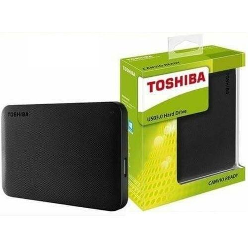 Toshiba Disque Dur Externe - 1 TB - USB 3.0 - Noir