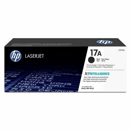 Hp 17A LaserJet Cartouche de toner noir