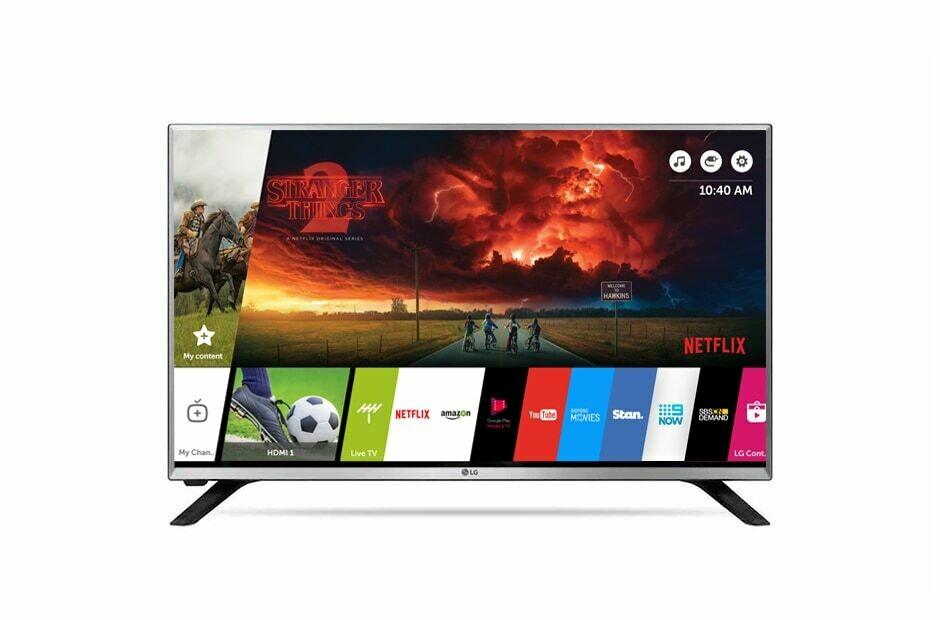 LG SMART TV 43 POUCES