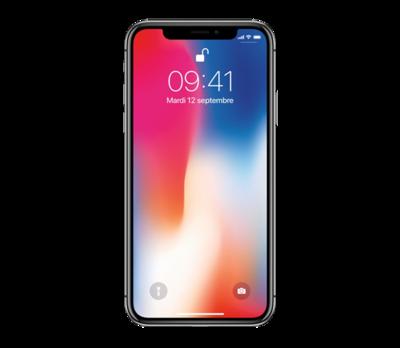 Iphone X 256GO Black