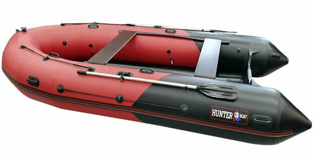 Лодка Хантер 420 ПРО