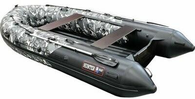 Лодка Хантер 350 ПРО кмф