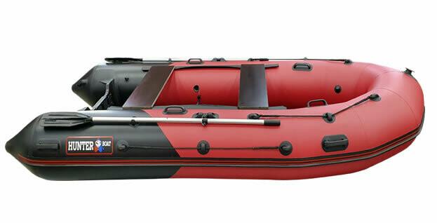 Лодка Хантер 350 ПРО