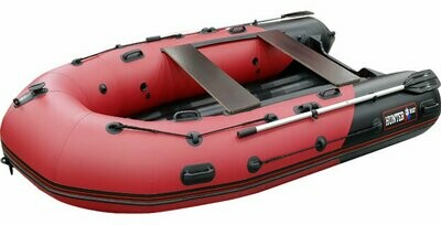 Надувная лодка Хантер 330 ПРО