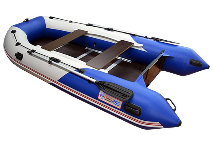 Лодка Стелс 355