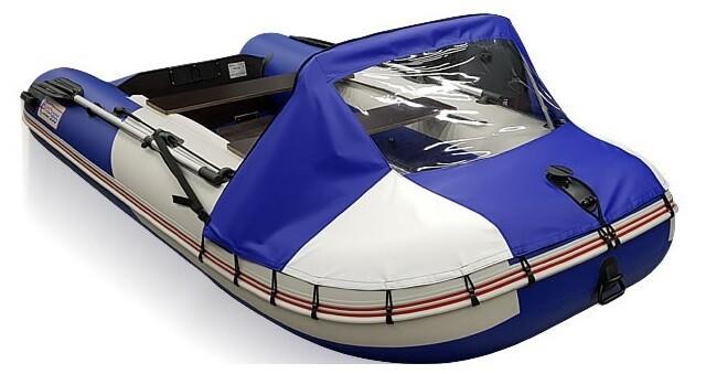 Носовой тент для лодки СТЕЛС 355, СТЕЛС 375